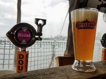 Suds & Stogies 2017 Battleship New Jersey_20171118_140144 Double Nickel Belgian Golden Ale