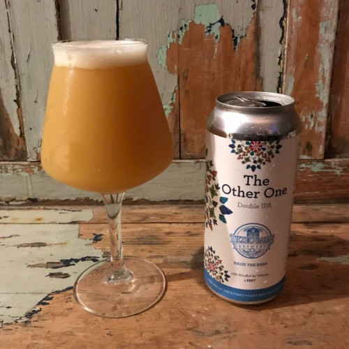 The Other One Double IPA from The Tilted Barn Brewery is one of the best double IPAs you'll ever taste. Put this one on your list now!