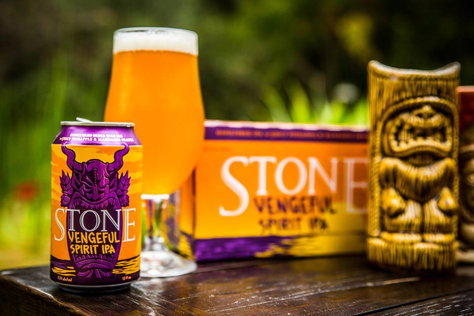 Review: Vengeful Spirit IPA by Stone Brewing