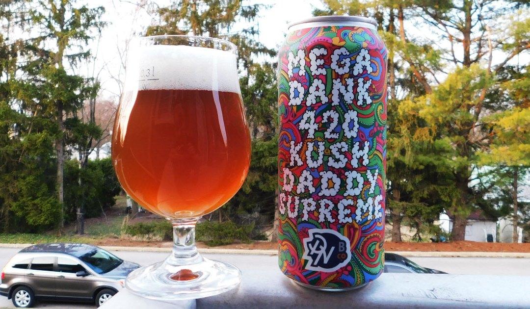 Review: Mega Dank 420 IPA by Double Nickel