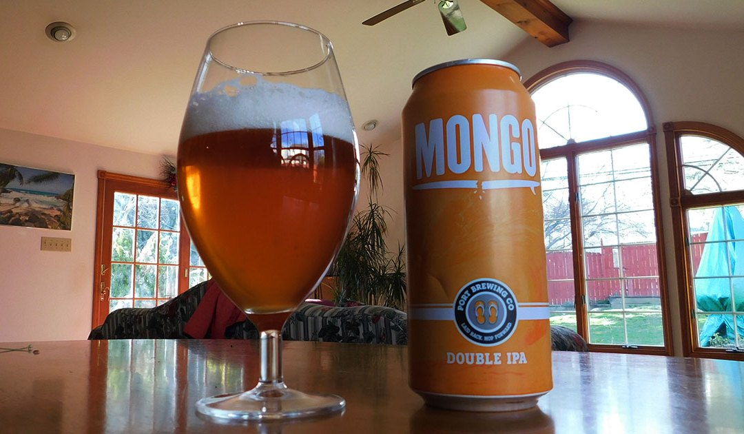 Review: Mongo by Port Brewing Company