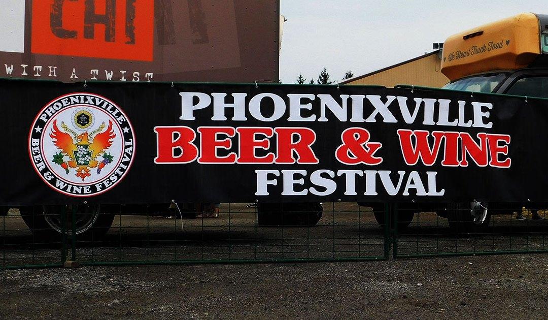Recap: Phoenixville Beer & Wine Festival