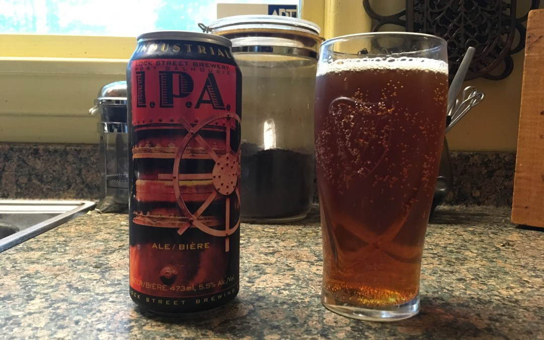 Review: Industrial Pale Ale by Lock Street Brewery