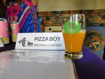Fonthill Castle Beer Festival 2018 010 Pizza Boy Brewing Liquid Cureage Mango IPA (Large)