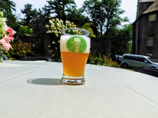 Fonthill Castle Beer Festival 2018 038 Mad Princess Brewing Triobla Sciuro Belgian Tripel (Large)