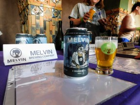 Fonthill Castle Beer Festival 2018 082 Melvin Brewing Company Hubert Melvin Pale Ale (Large)