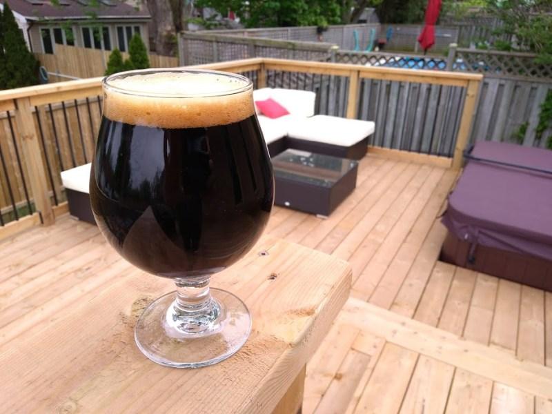 The Belgian beer glass