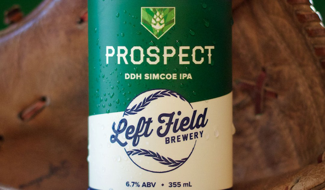 Review: Prospect IPA by Left Field Brewery