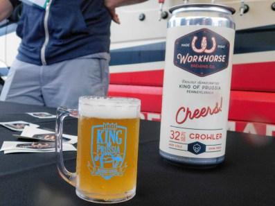 KOP Beerfest Royale 2018 04-180628 Workhorse Brewing NE IPA