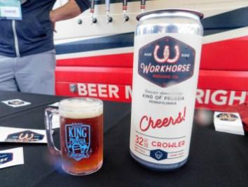 KOP Beerfest Royale 2018 04-180859 Workhorse Brewing Imperial Red Ale