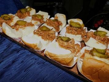 KOP Beerfest Royale 2018 04-182528 Mistrrals Stable 12 Pulled Pork Sandwich