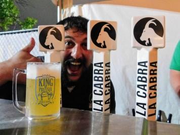 KOP Beerfest Royale 2018 06-195950 La Cabra Most Kind American Pale Ale