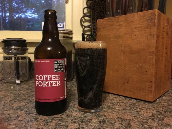 Haliburton Highlands Coffee Porter