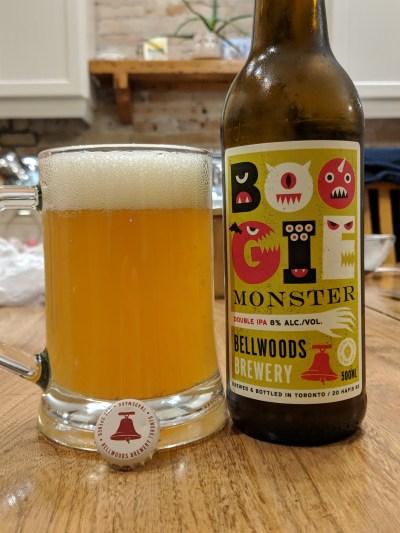 Bellwoods Boogie Monster IPA