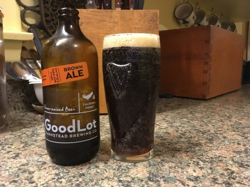 GoodLot Brown Ale