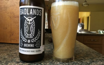 Badlands Brewing Company Dora #11 IPA