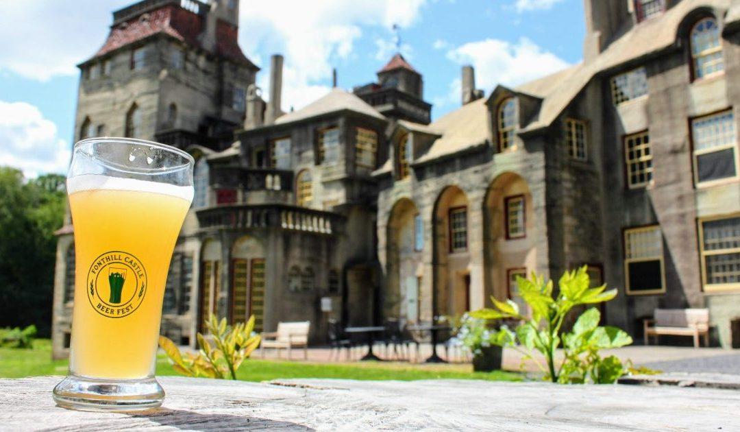 Recap: Fonthill Castle Beer Fest 2019