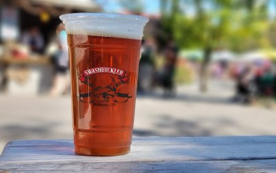 Review: Plankwalker IPA by Swashbuckler Brewing Co.