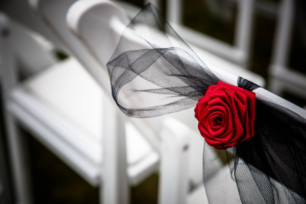 DIY Satin Ribbon Roses
