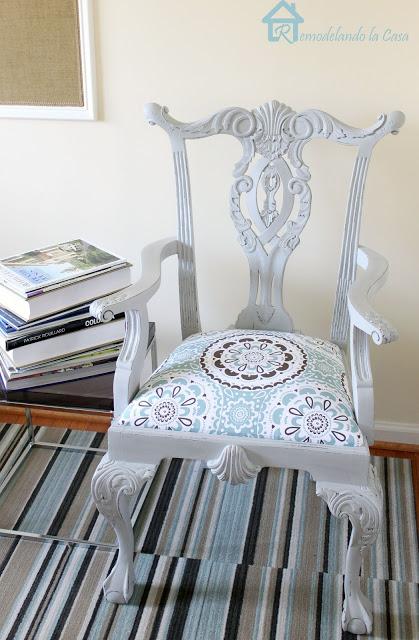 Chippendale Chair - Remodelando la Casa
