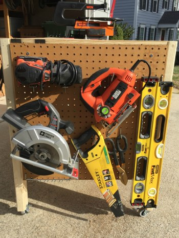 Power Tool Side