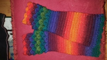 Dragonscale Gloves 6461