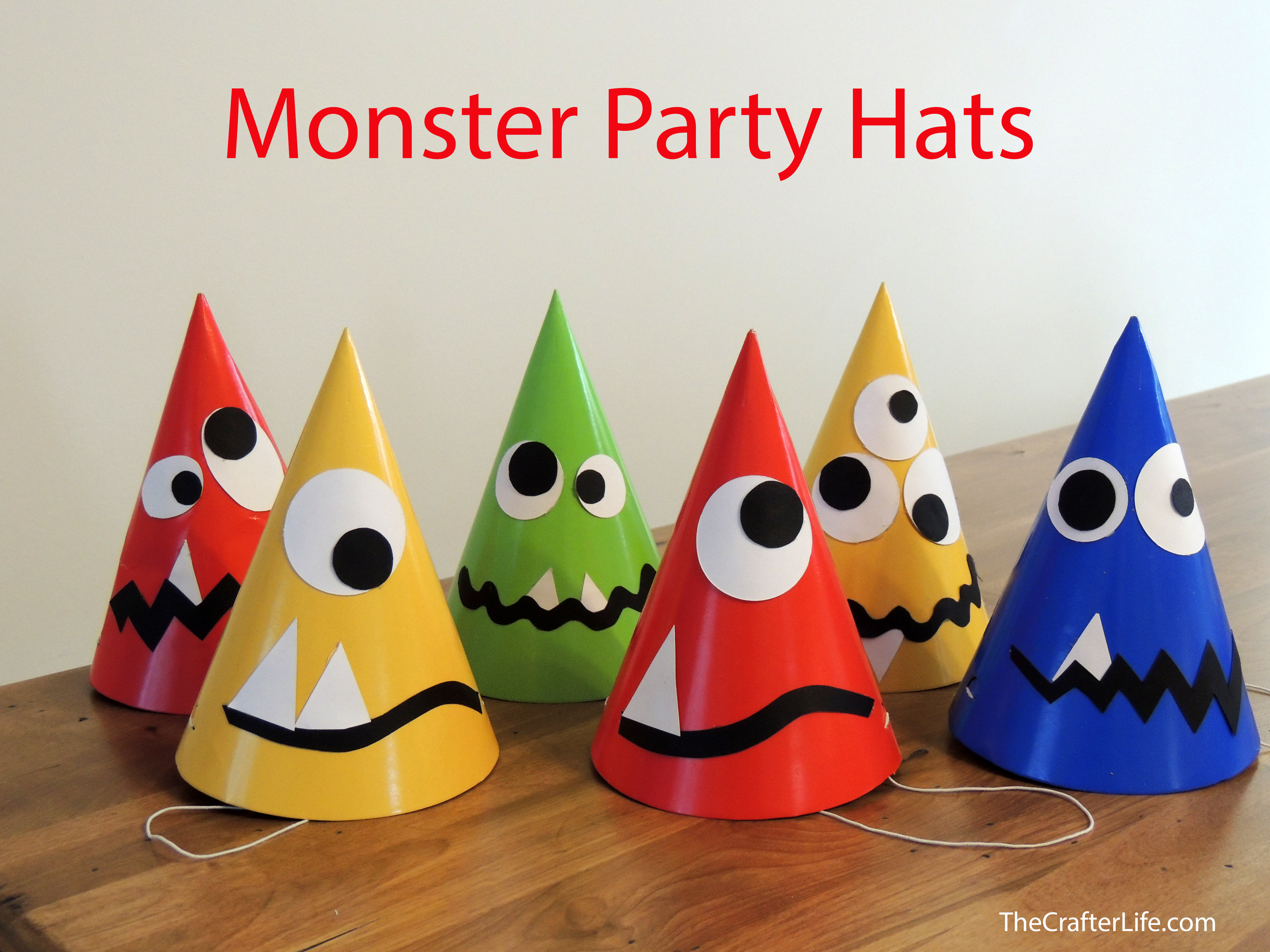 Monster Party Hat
