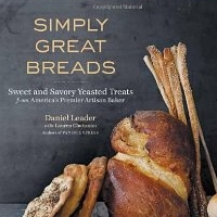 Book Review - Simply Great Breads by Daniel Leader (1/5)