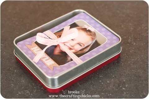 family photo go fish tin
