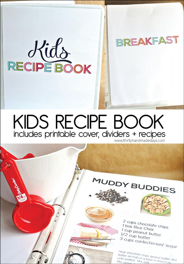In The Kitchen With Kids Recipes And Printables