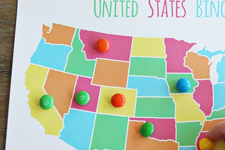HD Decor Images » US Map Game  FREE Printable US State Map    Skip To My Lou Such a fun way to learn about the 50 states  You could ask the State  Capitals