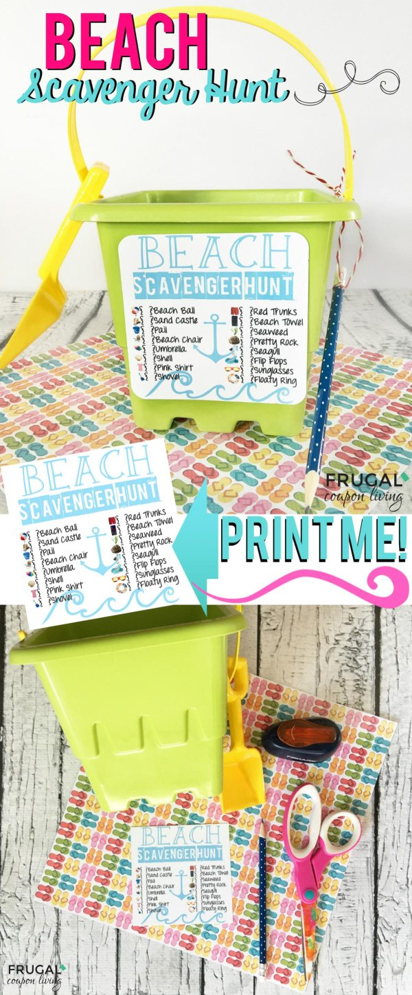 Beach - Crafts, Games and Treats - The Crafting Chicks