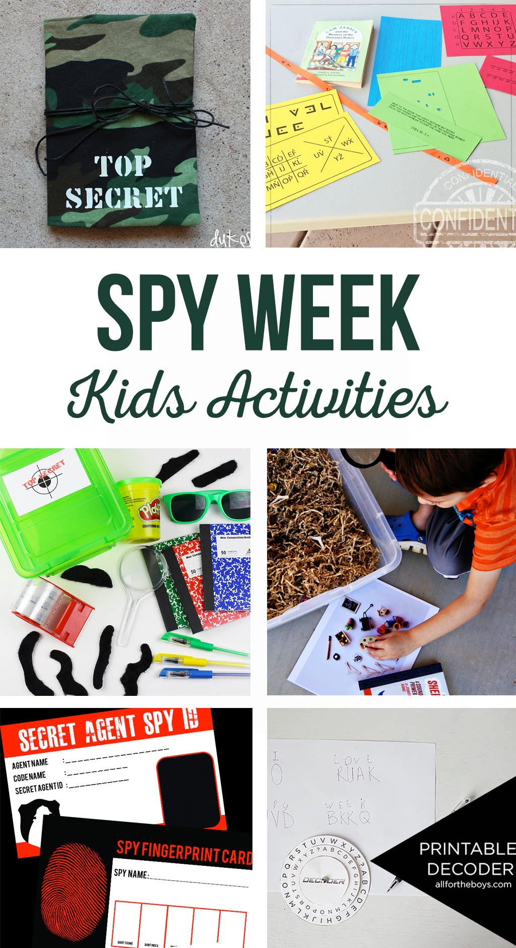I Spy For Preschoolers