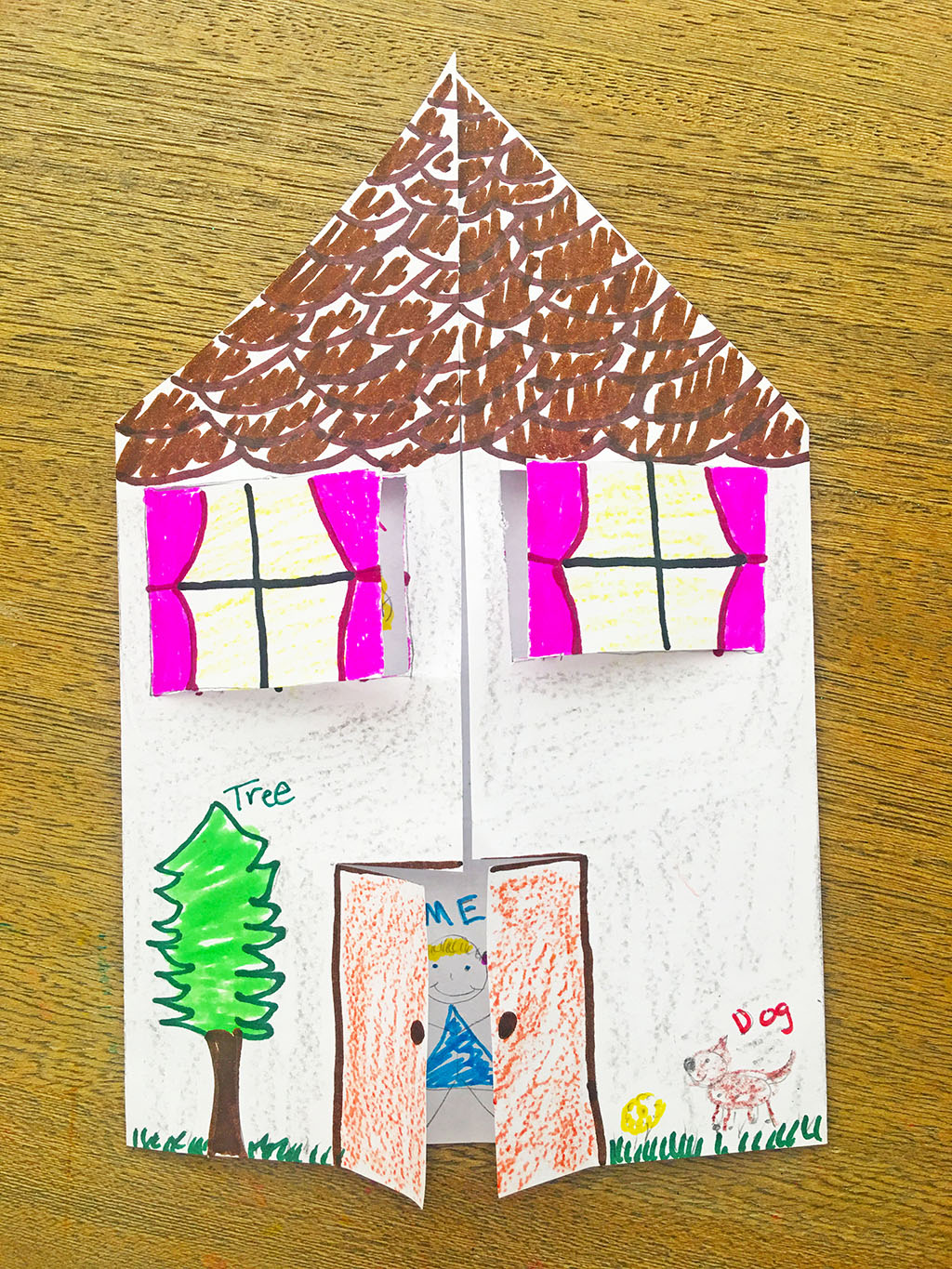 Paper House Craft