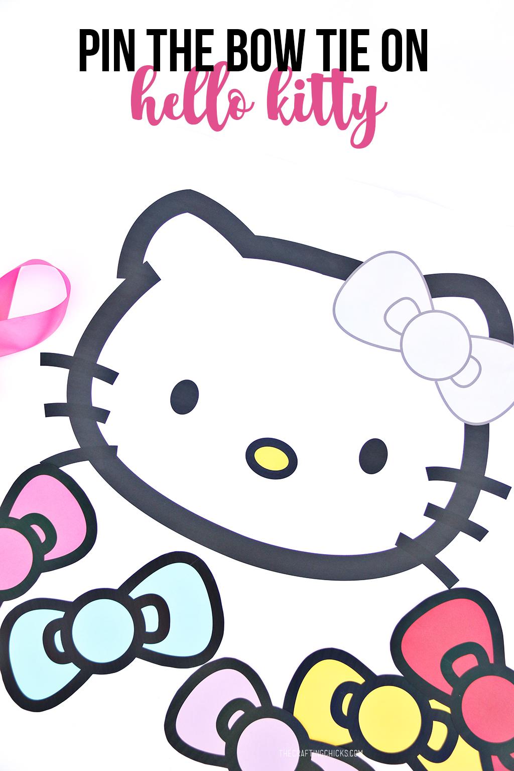 Hello Kitty Diy Paper Lanterns