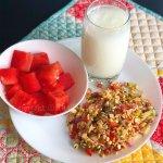 Granola Bars | No oven granola bars recipe