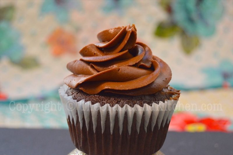 Chocolate Cupcakes For 2 | Exactly 2 Cupcakes