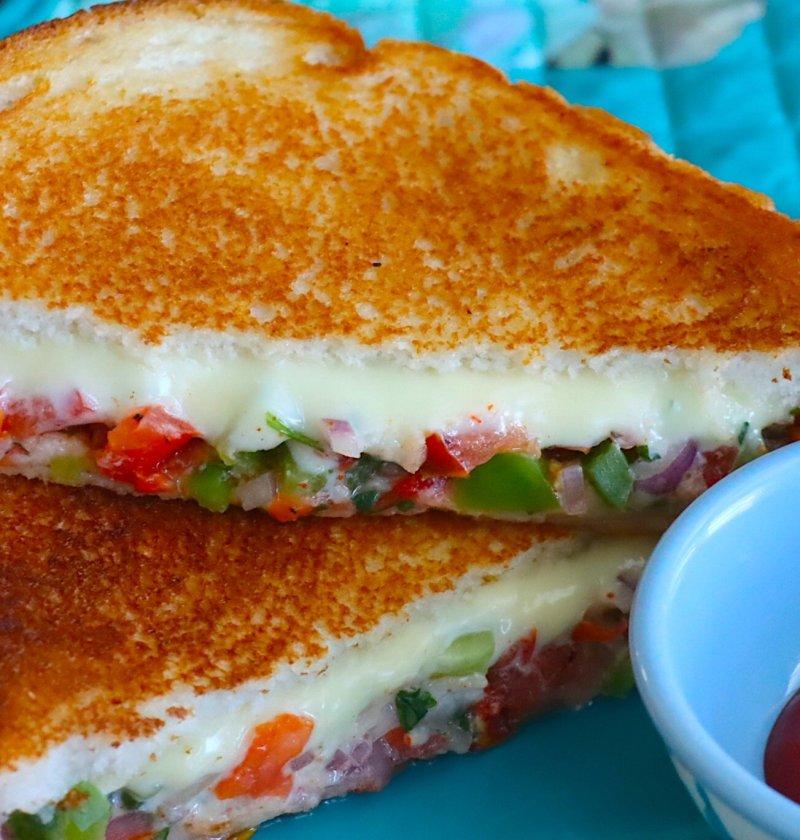 Easy Cheesy Sandwich
