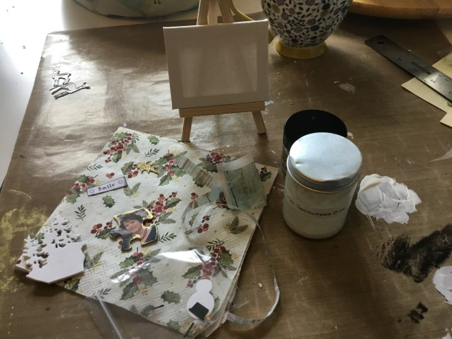 Products needed to create your craft project