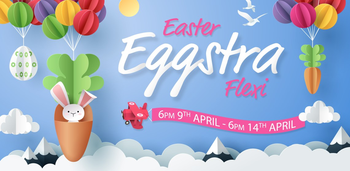 3 eggstra ways to enjoy crafting this Easter!