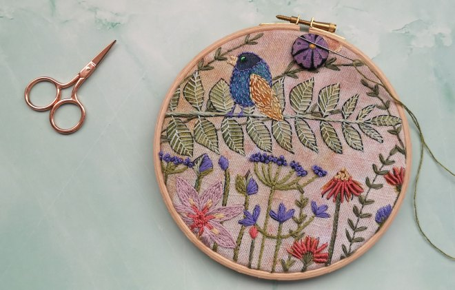 Tips for Embroidery