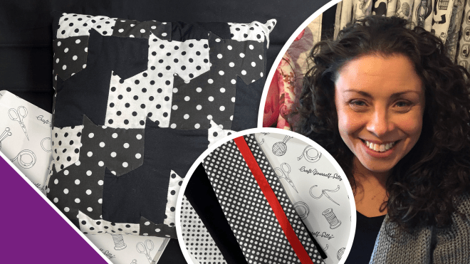 The Craft Store Patchwork Course With Kit