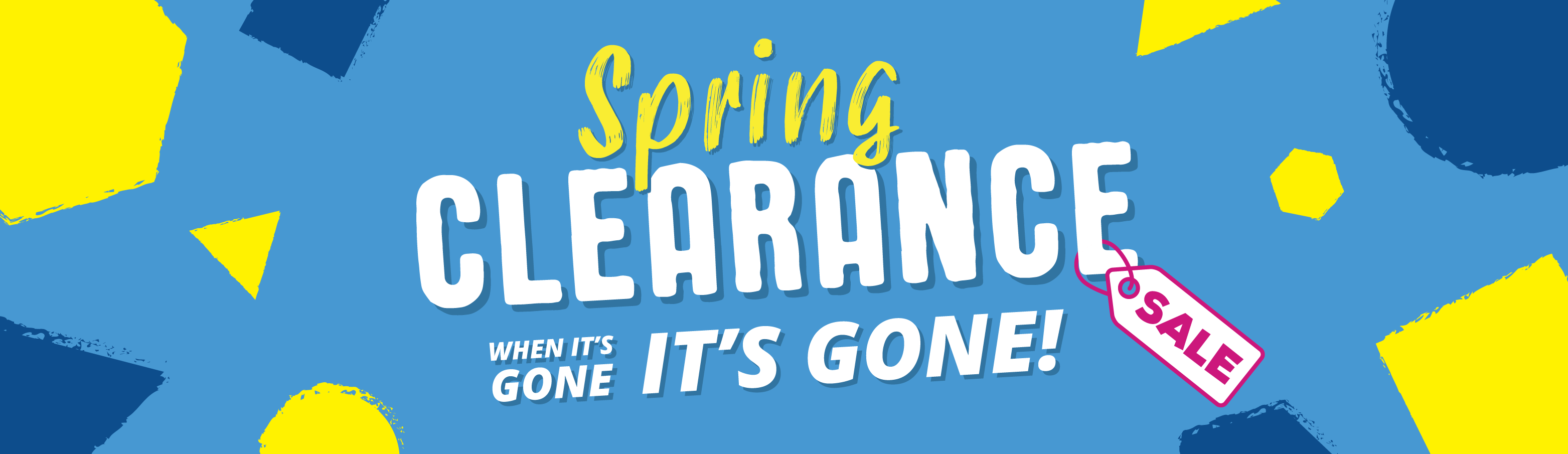 The Craft Store Spring Clearance Sale Offer