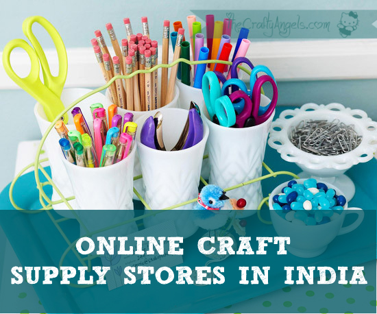 Online ctarft supply shops India
