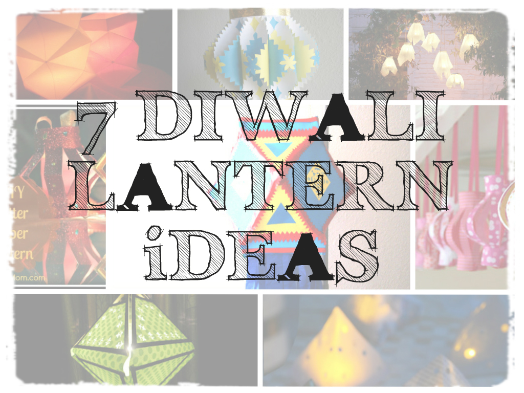 Diwali Lantern Making Tutorial #13 -