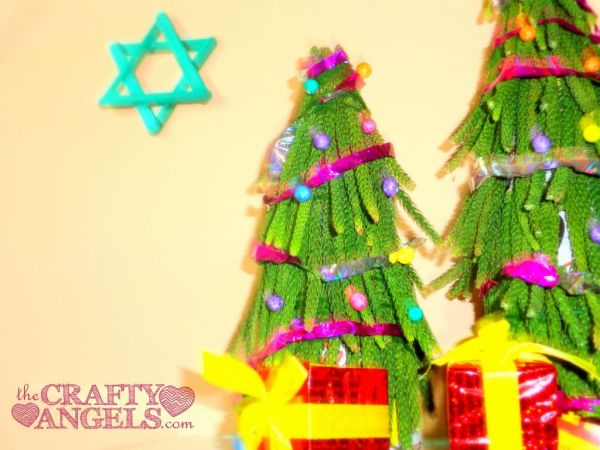 mini christmas tree tutorial6