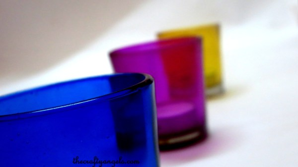 Colourful tealight holder sets can add so much life to a home :)
