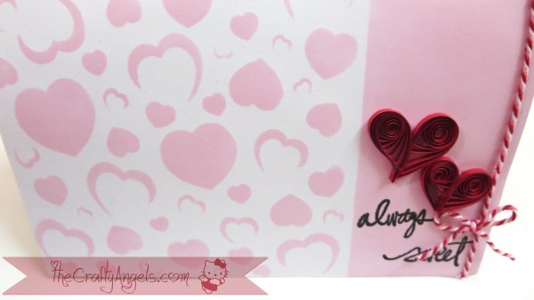 Quilled Hearts Card Tutorial (9)