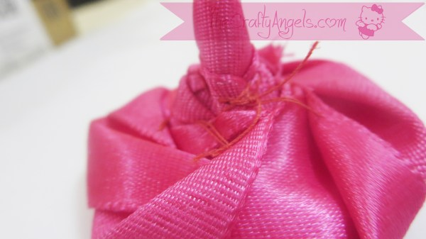 Rosette headband tutorial (3)