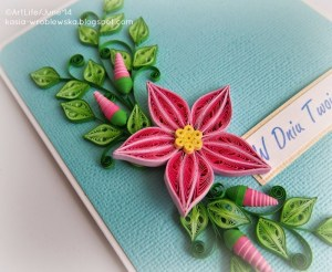 quilling tutorial quilling_clematis_flower tutorial